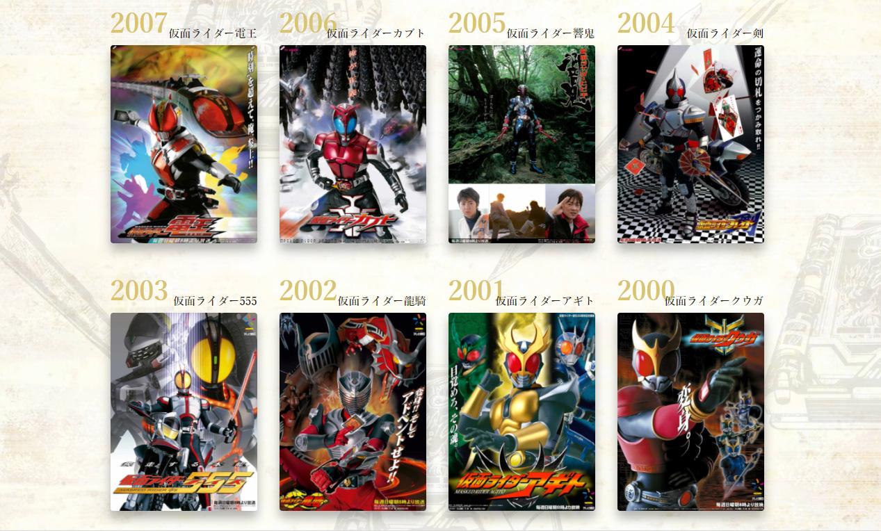 【仮面ライダー】主役以外で好きな2000年代の平成ライダーは? 3人のライダーをピックアップ! | ねとらぼ調査隊