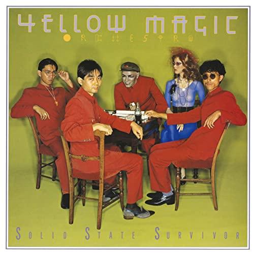 【Yellow Magic Orchestra】「YMO」の好きな曲ランキング発表 1位は「Tong Poo」【2021年最新投票結果】