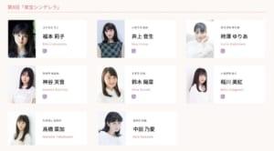 【東宝シンデレラ】人気ランキングTOP8! 第1位は沢口靖子さんに決定!【2021年最新投票結果】