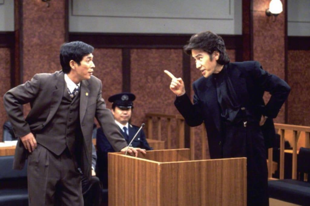 第2位:しゃべりすぎた男(画像は「日本映画専門チャンネル」より引用)
