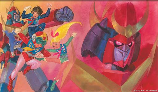 「無敵超人ザンボット3」公式サイトより引用