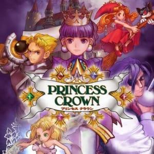 プリンセスクラウン( 画像は『PlayStation Store』から引用)