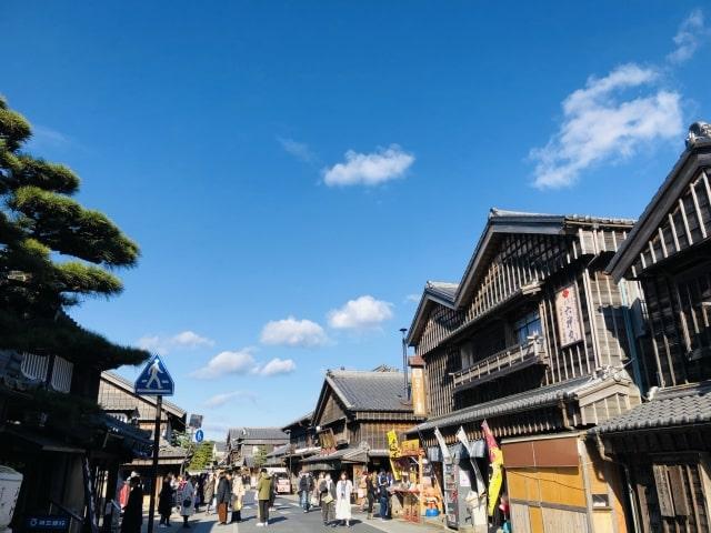 第3位:三重県伊勢市(画像は「写真AC」より)