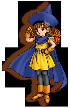 【ドラゴンクエスト】あなたが好きな「ドラクエ」の仲間になる主要な女性キャラクターは誰?【人気投票実施中】 | ねとらぼ調査隊