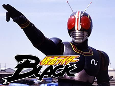 第4位:仮面ライダーBLACK(画像は『Amazon.co.jp』より引用)