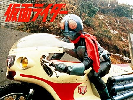 第1位:仮面ライダー1号(画像は『Amazon.co.jp』より引用)