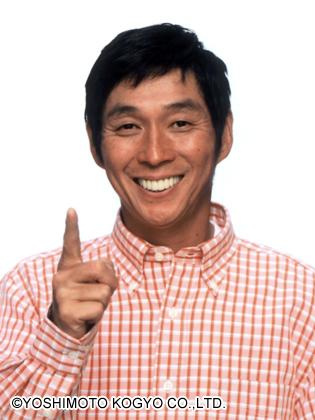 第7位:明石家さんま(画像は吉本興業公式サイトより引用)