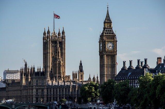 第6位:イギリス(Ana GicによるPixabayからの画像)