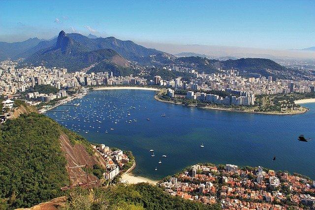 第7位:ブラジル(ASSYによるPixabayからの画像)