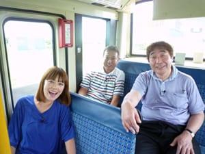 【バス旅】「ローカル路線バス乗り継ぎの旅」人気マドンナランキングTOP25! 1位は加藤紀子さん【2021年最新調査結果】