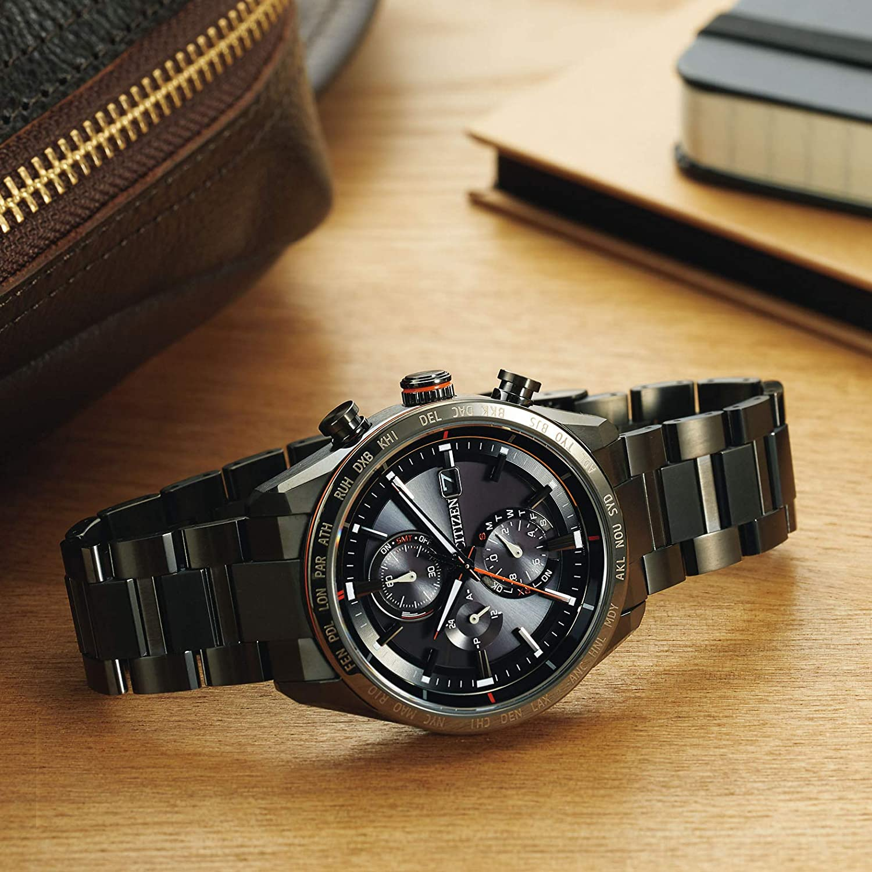 デザイン性と機能性を併せ持つ「CITIZEN(シチズン)の腕時計」AmazonランキングTOP10!(4/26 12:36) | ねとらぼ調査隊