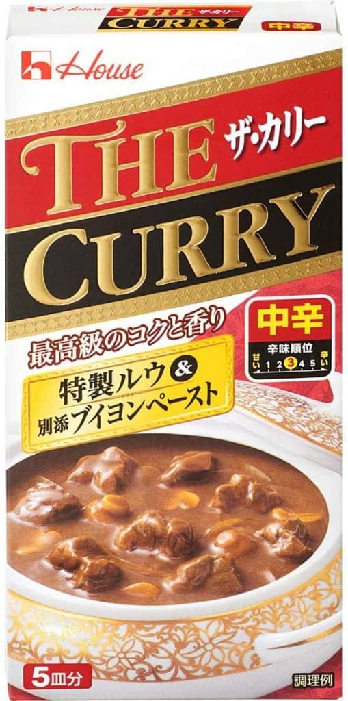 ザ・カリー(画像は『Amazon.co.jp』より引用)