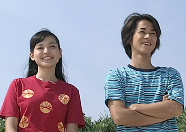 第2位:小橋賢児(ちゅらさん)(右側。画像はNHKアーカイブスより引用)