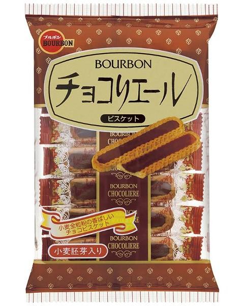 第6位:チョコリエール(画像は「ブルボン」公式サイトより引用)