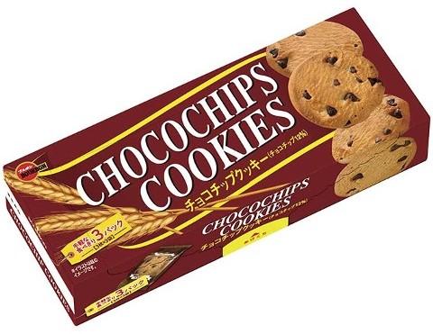 第13位:チョコチップクッキー(画像は「ブルボン」公式サイトより引用)