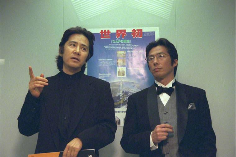 第5位:その男、多忙につき(真田広之)※画像は「日本映画専門チャンネル」より引用