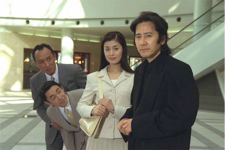 第10位:古畑、歯医者へ行く(大地真央)※画像は「日本映画専門チャンネル」より引用