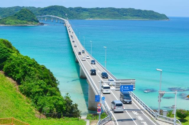角島大橋(画像は写真ACより)