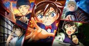 【名探偵コナン】男性キャラクター人気ランキングTOP24! 1位は安室透に決定!【2021年調査結果】