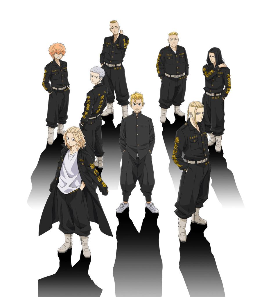 【東京卍リベンジャーズ】一番好きな「東京卍會」のメンバーは誰?【アンケート実施中】   ねとらぼ調査隊
