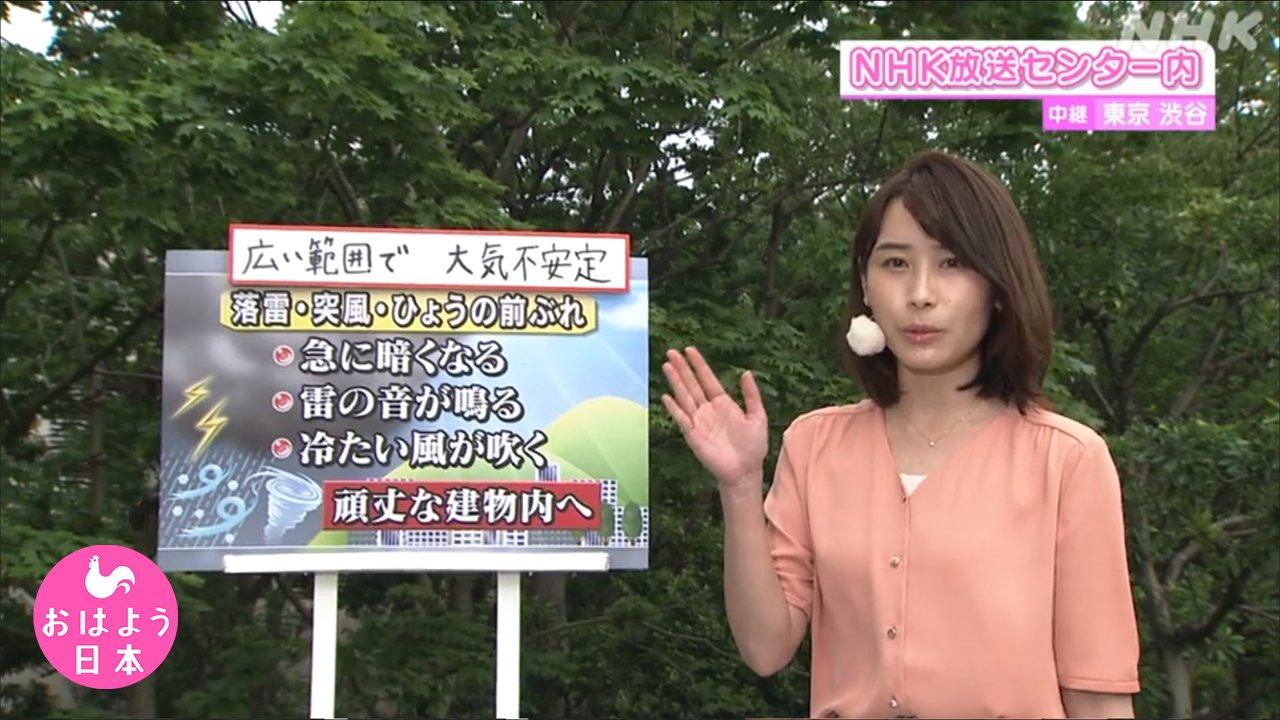 【NHK】あなたが好きな女性お天気キャスターは? | ねとらぼ調査隊