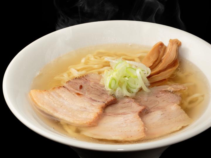 会津らぁ麺 うえんで 塩らぁ麺