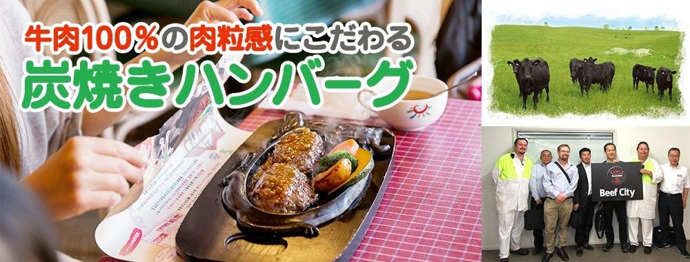 画像は「げんこつハンバーグの炭焼きレストランさわやか」公式サイトより引用