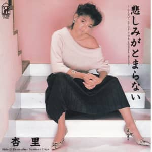 【杏里】シングル曲人気ランキングTOP43! 1位は「悲しみがとまらない」に決定!【2021年最新投票結果】